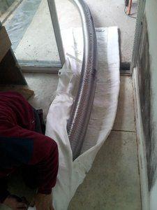 chimwrap liner