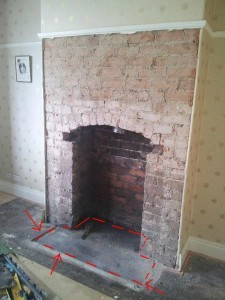 Hearth regulations